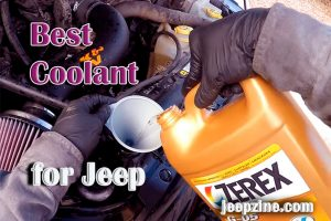 Best Coolant for Jeep Wrangler