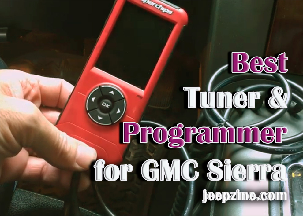 Best Tuners and Programmer for GMC Sierra 1500