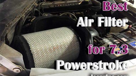 Best Air Filter for 7.3 Powerstroke