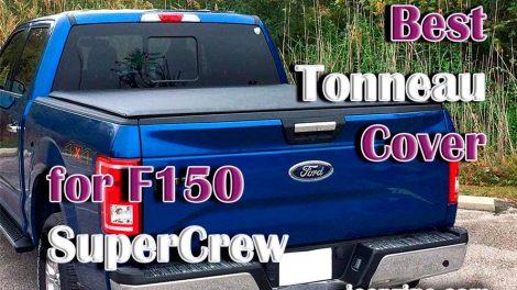 Best Tonneau Cover for F150 SuperCrew