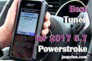Best Tuner for 2017 6.7 Powerstroke