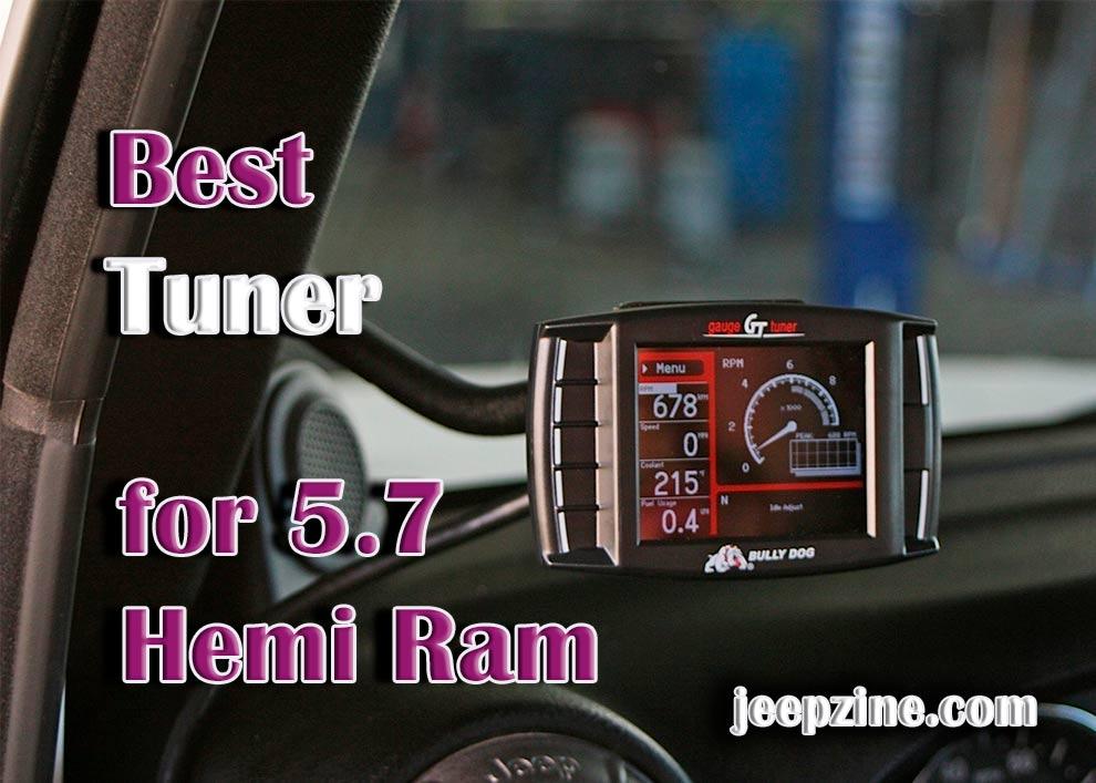 Best Tuner for 5.7 Hemi Ram