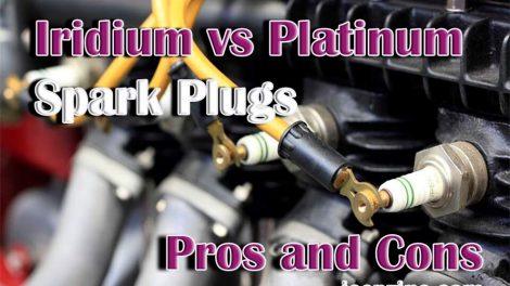 Iridium vs Platinum Spark Plugs (Pros and Cons)